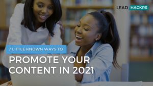 Promote Your Content featured image