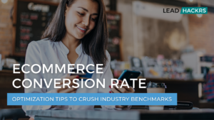 eCommerce conversion rate featured image
